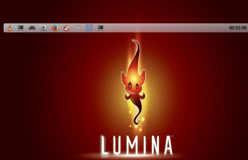 it works desktop other lumina support added to sysutilsdesktop installer the